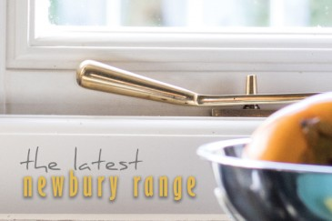 Just released on Hand Forged - Newbury Range
