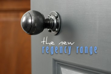 Regency Range added to Hand Forged